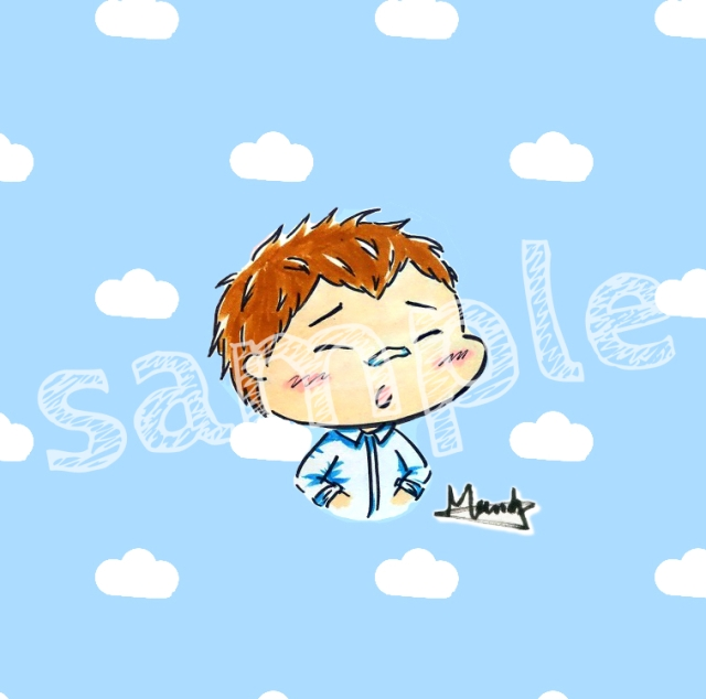 Badge SungGyu Sample